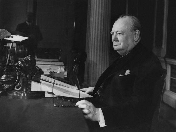 VE Day Winston Churchill 2452847